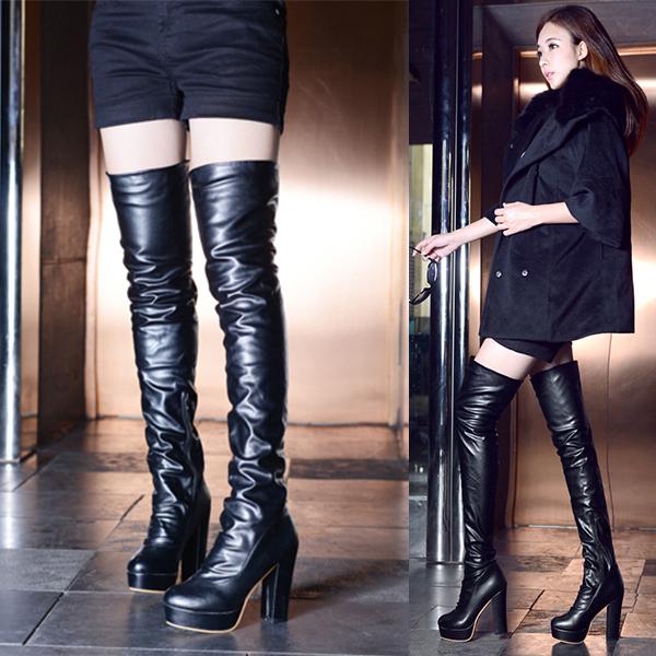 Boots Fat Legs 82
