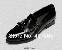 free shipping Men's retro tassel pendant Oxford shoes men's shoes