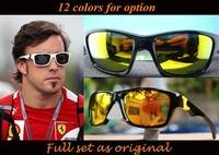 O Brand Polarized Sunglasses Fashion Sports Eyewear,High Quality,Full Set As Original ,Free Shipping