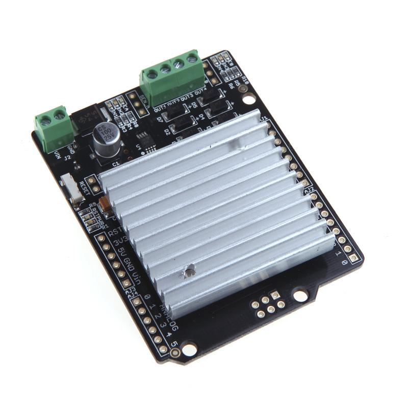 моторного щита v2.0 драйвер модуля расширения