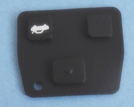 High quality Lexus remote key pad suit fo lexus 3 button key shell /FOB key shell free shipping()