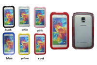 2014 Waterproof Dust proof Shockproof Case For Samsung Galaxy S5 Waterproof Diving Case Free Shipping