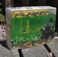 250g Anxi Oolong Tea,2014 New Spring Tea TieGuanYin Tea,Chinese Kungfu tea for health  Hinghly Flavored type Free Shipping!