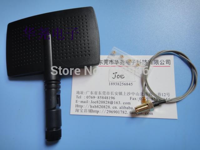 Wifi module directional aerial ipex sma gain 2.4g 8db line router antenna diy rc toy remote control UNO R3 pCduino Beaglebone(China (Mainland))