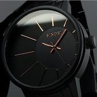 New 2014 Luxury Brand Sinobi Men Full Steel Watches,Simple Fashion Japan Quartz Wristwatches,Relogio