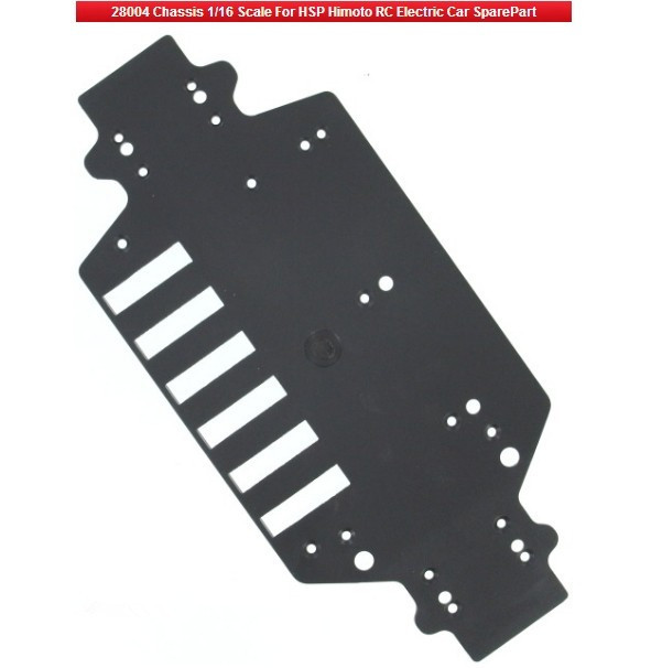 28004 Chassis 1/16 Scale For HSP Himoto RC Electric Car SparePart(China (Mainland))