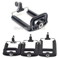 Wholesale 100pcs/Lot Universal Extendable Phone Monopod / Digital Camera Tripod U Clip Mount Holder Small Large Extra Large size
