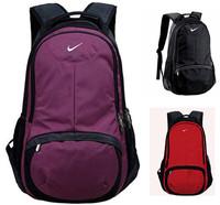 Free Shipping Color block 2013 backpack students backpack school bag waterproof backpack travel