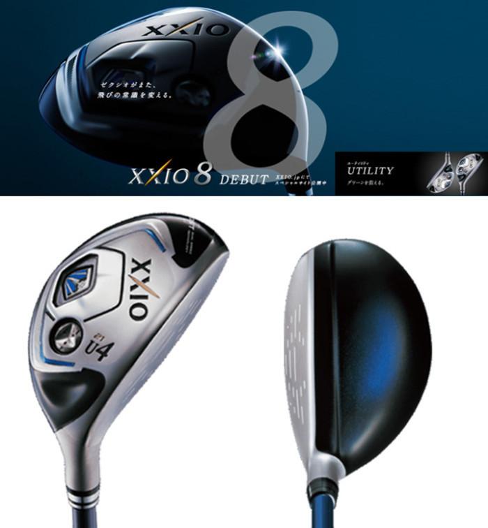 клюшка для гольфа XXI08 U3, U4, U5 XX10 MP800 GRiphite R 2 XXI0 MP800 Utility Rescue Wood клюшка для гольфа golf irons xxi08 4 5 6 7 8 9 p s mp 800 r flex xx10 mp800 xx10 mp800 irons
