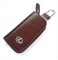 LEXUS Key case for ES250/RX270/ES350/ES240/CT200H ,with Brazil Yellow Cattle Skin