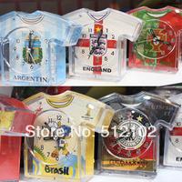 Jerseys Crystal Alarm Clock Fans Supplies Souvenirs Gifts
