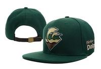 Cheap Pink Dolphin Waves strapback in Green hats most popular mens women designer baseball caps !