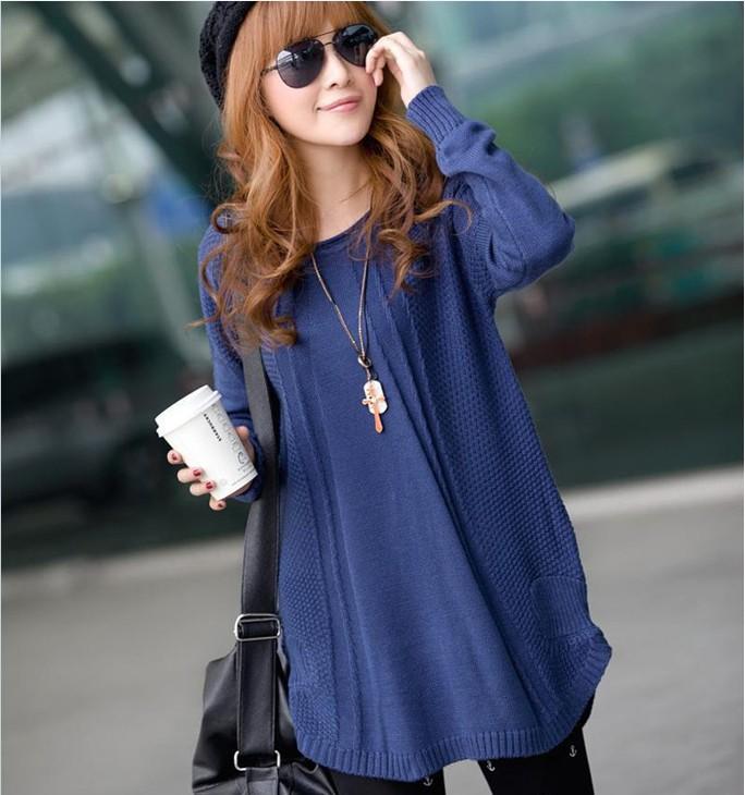 Женский пуловер Smarter  SMT-28