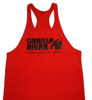 Spring sochi 2014 gym bosco Gorilla Patterned Wear Fashion casual Undershirt 100% Cotton tank Bottoming Vest  movement necessary