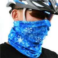 Outdoor Sports Cycling Bike Bicycle Riding Variety Turban Magic Headband Veil Multi Head Scarf Scarves Face Mesh Bandanas 1-20