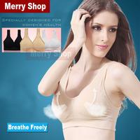 2014 New arrival HOT Sale Sports Shapers Cotton Bras Non-Trace Seamless Underwear Seamless Bra For Yoga Sleep Nursing Bra