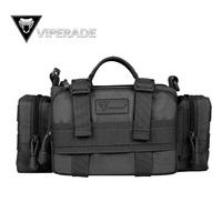 Viperade outdoor multi purpose magic waist pack tactical waist pack multifunctional single shoulder bag