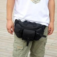 General d-52014 chest pack tactical messenger bag man bag waist pack 1009