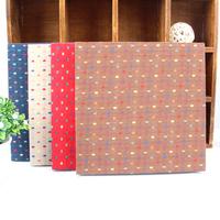 glue photo album diy handmade paste type photo album book corner posts
