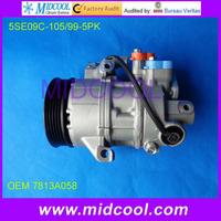 HIGH QUALITY 5SE09C auto a/c compressor FOR Mitsubishi Colt  Smart For four OEM 7813A058