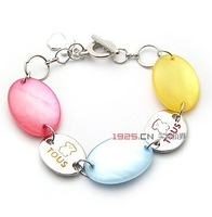 South Korean star - loves candy color  bear bracelet#09072211#D86