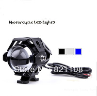 Universal Motorcycle Car Bike Bar U5 LED Head Lamp Spot Lamp Fog Lamp CREE Light  FREE SHIPPING