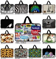 "Fashion Stylish 10.1"" 11.6"" 13.3"" 14.1"" 15.6"" Neoprene Laptop Carry Bag Case Sleeve Computer PC Cover + Hide Handle  Hot"