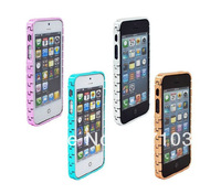 New Watch Chain Frame Bumper Case Cover For iPhone 5S/5