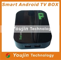 Android 4.2 A20 HD Multi-media Player 3D/Blu-ray HDMI Android TV Box with Miracast&XMBC