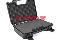 high quality Tactical Hard Pistol Case Gun Case Padded Foam Lining- Free shipping