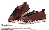 2014  hot sale Spring Oxford Shoes Men British Brogue Wingtip Sneakers for Men Business Casual Shoes Dress Shoes Lace Up Loafers