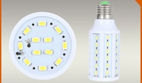 E27 12W 60 LED 5630 LED Corn  Bulb Lamp Warm White Cool White