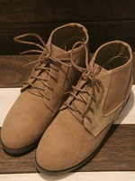 new2014 Women's shoes boots elevator lacing brief all-match fashion vintage