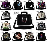 "Many Designs 17"" 17.3"" Laptop Shoulder Bag Case Cover For HP Pavilion G7 DV7 E17 ENVY /Dell /Alienware M17X / Sony"