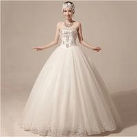 Best quality 3KG white diamond wedding dress 2014 newest arrival berta Rhinestone handmade beaded bridal gown