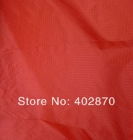 RED 1Y*1.5m  Kite fabric sail   Ripstop Nylon materials for  kite