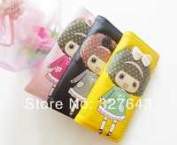 New Ladies Purse bow cute cartoon Wallet Purse