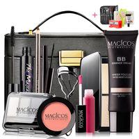 Make-up set plate full set combination of cosmetics nude makeup tools full set combination
