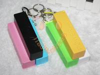 90pcs(30sets) Perfume 2600mAh Portable Mini USB External Mobile Power Bank Charger For Mobile Phone +Micro USB Cable+Retail Box