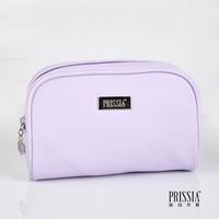 LZ bags Purple sheepskin dsmv liz cosmetic fashion clutch mobile phone storage bag 12*18*6cm