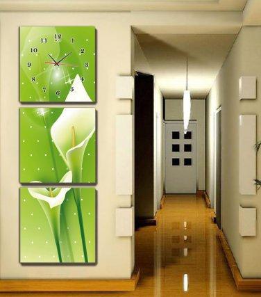 Online kopen wholesale groene wandklok uit china groene wandklok groothandel - Gratis huis deco magazine ...
