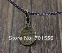 Dangle for Floating Charm Living Locket Chains & Charm Bracelets e745(Mix minimum order $10)