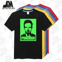 Jesse Pinkman shirt Shirt T-Shirt Breaking Bad Art 100% Official 5 colors S-6XL Glowed T Shirt