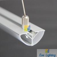 1meter  LED  Profile aluminum with  Corner  Aluminum Profile Kit for the LED Strip