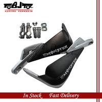 HG-009 Black 22MM 7/8'' Plastic motorcycle Handguards Hand Guards For dirt bike 125cc