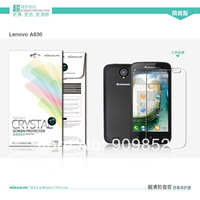 For lenovo A830 NILLKIN screen protector,Matte OR Super clear HD anti-fingerprint protective film For lenovo A830