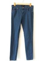 Spring women's fashion normic slim hip slim pencil pants jeans all-match