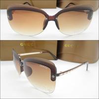 2014 fashion Tidal current men women's glasses elegant sun glasses personalized anti-uv 6315