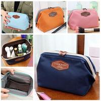2014 Beautician Women Cosmetic Bag Fashion Handbags Storage Bag 4 Color Makeup Bag For Women FW005