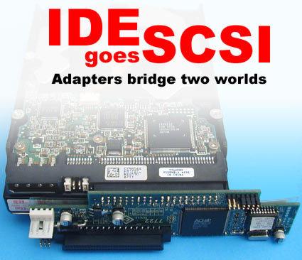 ACARD AEC-7722 IDE To SCSI 68 pin adapter(China (Mainland))